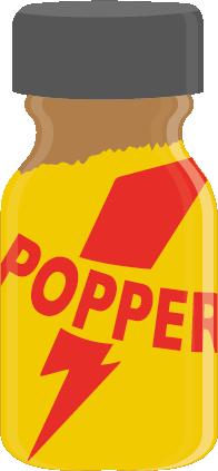 Vad är poppers?